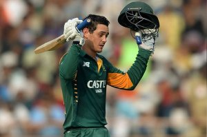 De Kock likely to feature in PSL 3