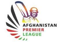 Afghanistan Premier League Cricket