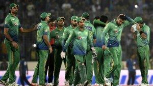 Pakistan vs Australia 2018 Schedule